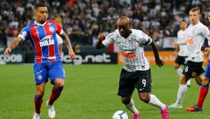 Corinthians vence o Bahia por 2 a 1 e volta para o G-4 do Brasileirão