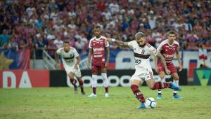 Fortaleza pede impugnação de derrota para o Flamengo