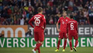 Bayern e RB Leipzig deixam vitória escapar; tabela segue embolada