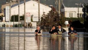 Tufão Hagibis deixa 24 mortos, 170 feridos e 17 desaparecidos no Japão