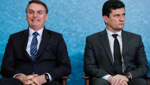 'Caminho certo', diz Bolsonaro sobre queda em índices de criminalidade
