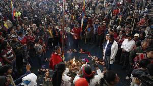 Movimento indígena do Equador aceita diálogo com o governo