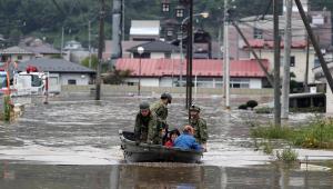 Número de mortos no Japão após passagem de tufão chega a 58