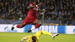 Resumão de quarta da Champions: racismo, show do Liverpool e goleador histórico