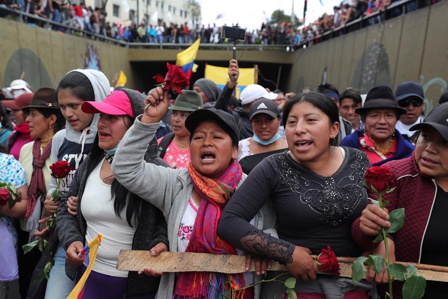 ONU vai investigar violações de direitos humanos após manifestações no Equador