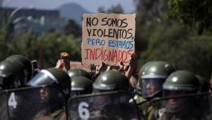 Sobe para 15 o número de mortos desde o início dos protestos no Chile