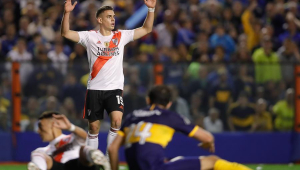 River Plate perde do Boca na Bombonera, mas vai à final da Libertadores