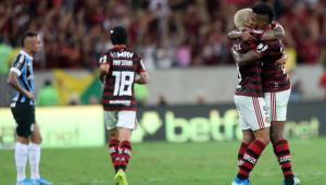 Flamengo massacra, humilha, manda para casa o Grêmio de Renato Gaúcho e vai à final da Libertadores