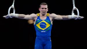 Arthur Zanetti fica de fora do pódio das argolas no Mundial; vaga olímpica ainda não está garantida