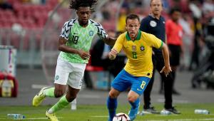 Brasil decepciona de novo, empata com a Nigéria e chega ao 4º jogo sem vitória
