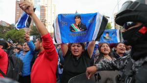 Tribunal ignora suspeitas em eleição, declara vitória de Morales e amplia tensão na Bolívia