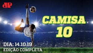 Camisa 10 - 14/10/2019