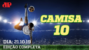 Camisa 10 - 21/10/2019