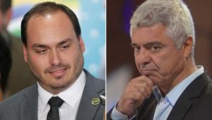 De 'moleque' a 'bobo da corte': Carlos Bolsonaro e Major Olímpio trocam insultos no Twitter