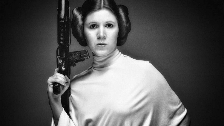 Eterna Leia de 'Star Wars', Carrie Fisher completaria 63 anos nesta segunda
