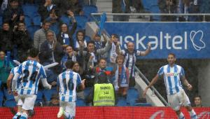 Real Sociedad vence o Bétis com gol de Willian José e sobe no Espanhol