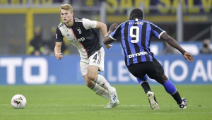 De Ligt admite mau começo na Juventus: 'Para mim é tudo novo'