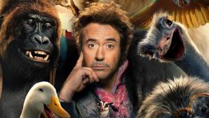 Universal revela 1ª imagem de 'Doutor Dolittle', com Robert Downey Jr.