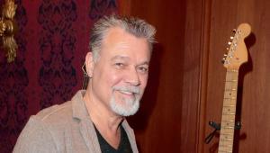Eddie Van Halen está em tratamento conta câncer na garganta, diz site