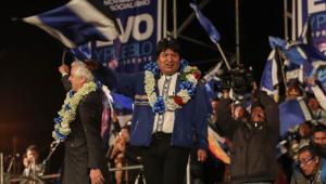 Evo Morales pode ser reeleito para quarto mandato no domingo