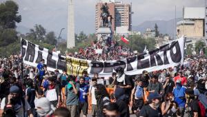 18 já morreram em protestos no Chile; presidente pede desculpas e anuncia medidas sociais