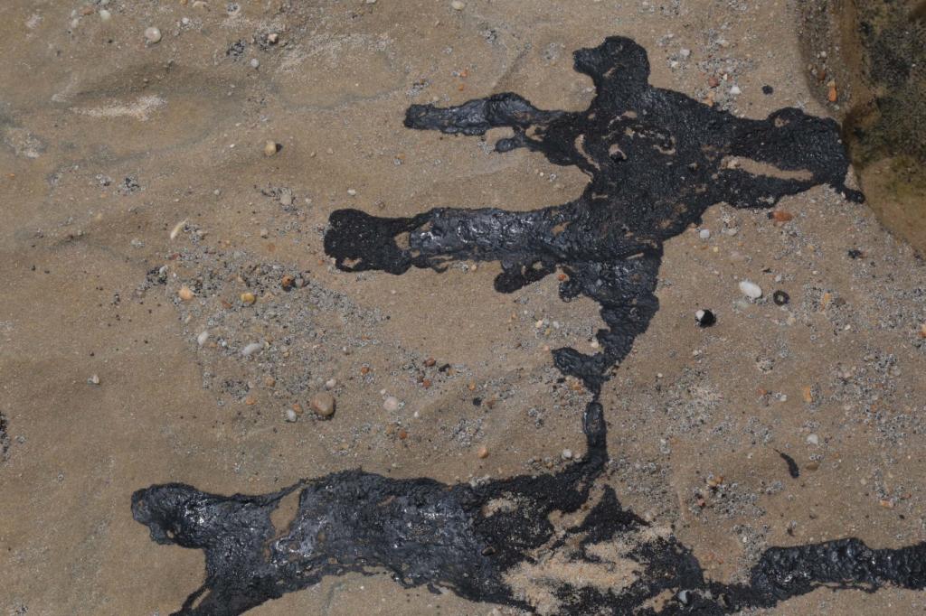 Shell diz que barris de óleo encontrados em Natal foram vendidos a terceiros