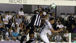 Santos vira para cima do Ceará e permanece na cola do Palmeiras