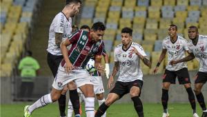 De virada, Fluminense é derrotado pelo Athletico-PR e perde a primeira com Marcão