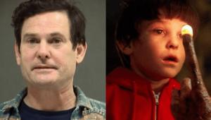 Astro de 'E.T.', Henry Thomas é preso após dormir bêbado no volante