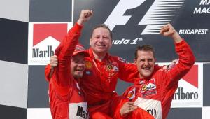 Presidente da FIA quer levar Schumacher para assistir uma corrida de F1
