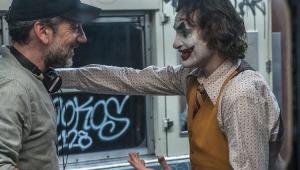 Diretor de 'Coringa' compartilha fotos de bastidores: 'Rimos muito no set'