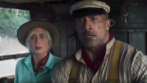 'Jungle Cruise': Emily Blunt e The Rock vivem aventura na Amazônia em novo filme