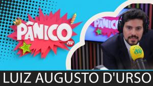 Luiz Augusto D'Urso | Pânico - 21/10/19 - AO VIVO