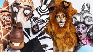 'Madagascar' ganha pitada brasileira em peça musical de SP