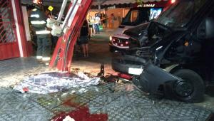 Motorista embriagado invade lanchonete, atropela 4 e mata jovem em Jundiaí (SP)