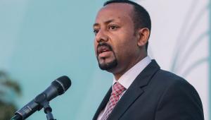 Abiy Ahmed Ali - Nobel da Paz 2019