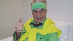 Orlando Drummond completa 100 anos: 'Sempre fui uma pessoa muito feliz'