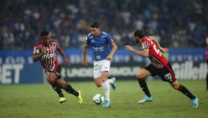 São Paulo visita o Cruzeiro e volta com derrota na bagagem