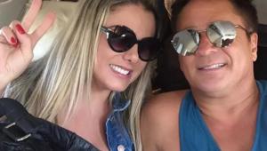 Celebrando 23 anos de casamento, esposa de Leonardo cita 'decepções' e 'traições'