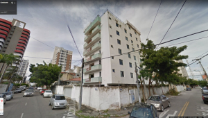 Vídeo mostra pilares deteriorados em prédio que desabou em Fortaleza