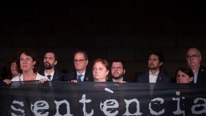 Condenação de separatistas reacende conflitos na Catalunha