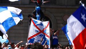 Anúncio de medidas não contém protestos no Chile