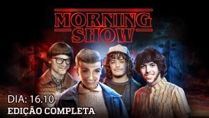 "Renata Barreto, Rosangela Moro ""enigmática"", o adeus de Larissa Manoela | Morning Show - 16/10/19"