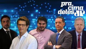 #PraCimaDeles com Ricardo Salles, Rodrigo Constantino, José Maria Trindade e Augusto Nunes