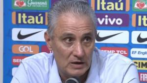 'Não quero botar muleta... Quero absorver a crítica', diz Tite, após empate com a Nigéria