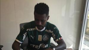 Palmeiras anuncia contratação de Ramires por quatro temporadas